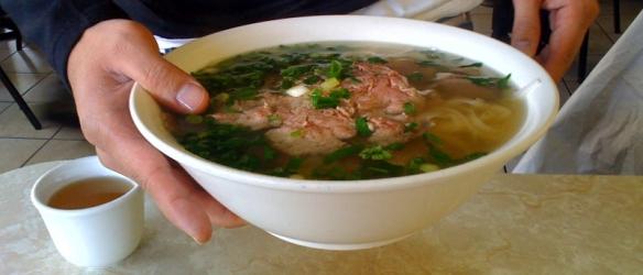 Hot, fresh, Thumb Soup™