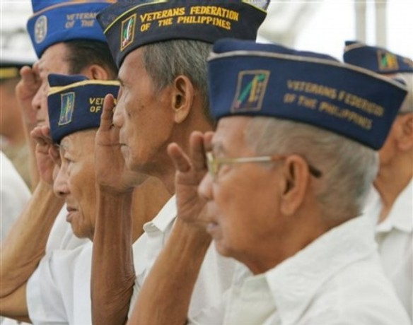 Filipino American War Veterans