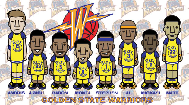 golden state warriors. Another Warriors post, this