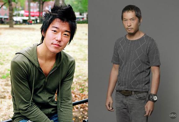 Yoo as Kaneda and Leung as Tetsuo. My choices.